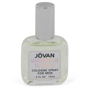 Jovan Ginseng NRG Cologne Spray (Unboxed) 0.5 oz / 14.79 mL ...