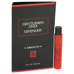 Givenchy Only Absolute Vial (Sample) 0.03 oz / 0.9 mL Men's ...