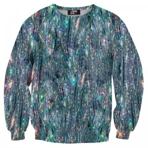 Mr. Gugu & Miss Go Hologram 2 Unisex Sweater S-PC084