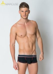 Marcuse Ultra Boxer Brief Underwear Black