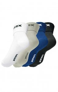 Litex Crew Socks 99646