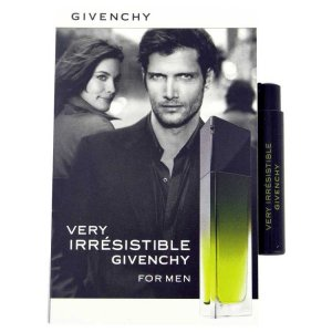 Givenchy Irresistible Vial (Sample) 0.04 oz / 1.18 mL Men's ...