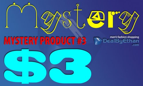 DealByEthan Mystery Clearance Product 3