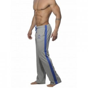 Addicted French Terry Sweat Pants Heather Grey AD259