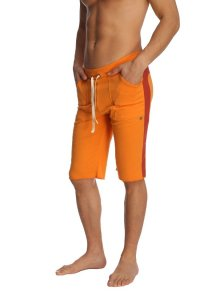 4-rth Eco Track Shorts Orange/Cinnabar