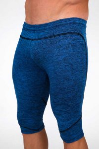 Pistol Pete Sportek Legging 3/4 Pants Blue LG102-200