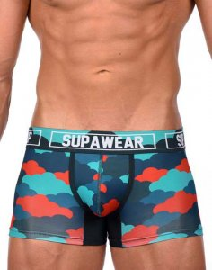 Supawear Cloud 9 Trunk Underwear Rainforest