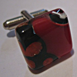 Elite Jewelry Murano Cuff Links 100