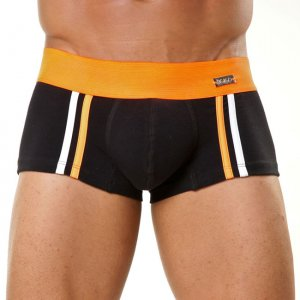 Gigo BIAS Short Boxer Underwear Black