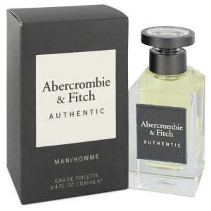 Abercrombie & Fitch Authentic Eau De Toilette Spray 3.4 oz /...