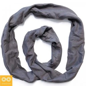 Rawganique Unisex Loire Valley Organic Cotton Infinity Scarf...