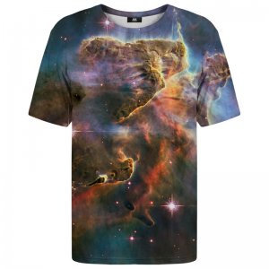 Mr. Gugu & Miss Go See Nebula Unisex Short Sleeved T Shirt TSH148
