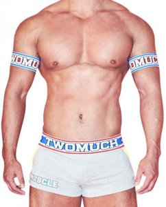 Two Much Cheers Loose Boxer Shorts Underwear TK005