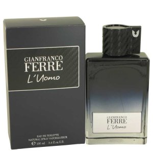 Gianfranco Ferre L'uomo Eau De Toilette Spray 3.4 oz / 100.5...