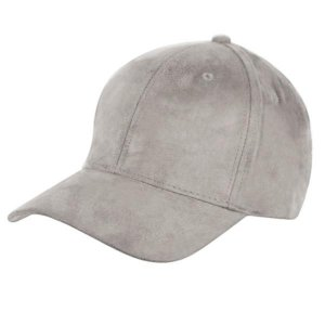 Epoch Faux Suede Hat Grey CP2392