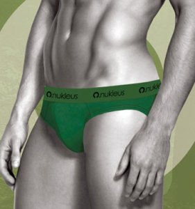 Nukleus [2 Pack] Quintet Plant The Gaharu Mini Brief Underwear Assorted NP9037