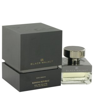 Banana Republic Black Walnut Eau De Toilette Spray 1.7 oz / ...