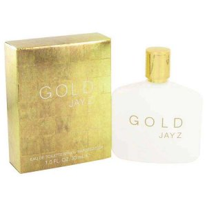 Jay-Z Gold Eau De Toilette Spray 1 oz / 29.57 mL Men's Fragr...