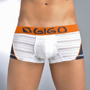 Gigo MIX WHITE Short Boxer Underwear