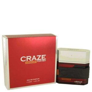 Armaf Craze Fraiche Eau De Parfum Spray 3.4 oz / 100.55 mL M...