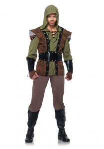 Leg Avenue Robin Hood Costume Brown 85268