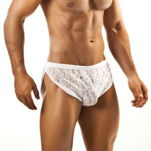 Joe Snyder Running Shorts 09 Lace White Sportswear