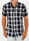 Deacon Preston Check Short Sleeved Shirt