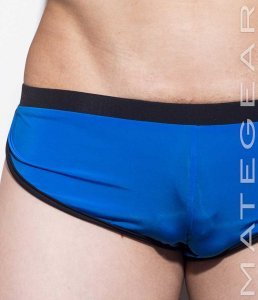 Mategear Nae Chul II Ultra Thin Nylon Series Mini Shorts Blu...