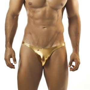 Joe Snyder Capri Bikini 07 Bold Gold Underwear & Swimwear