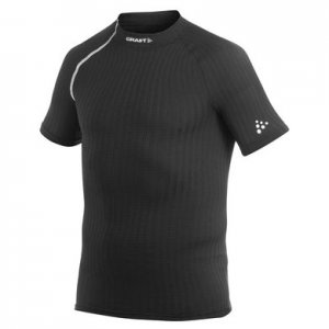 Craft Active Extreme Short Sleeved T Shirt Black/Platinum 193890