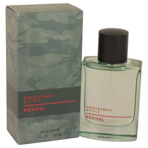 Abercrombie & Fitch Revival Eau De Cologne Spray 1.7 oz / 50...