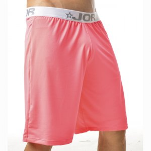 Jor NEON Loungewear Knee Length Shorts Underwear Candy