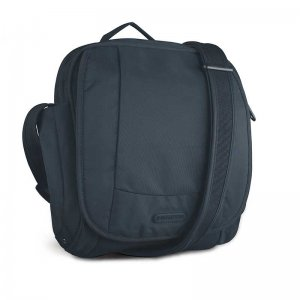 Pacsafe Metrosafe 200 GII Anti-Theft Shoulder Bag Midnight B...