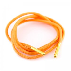 Bondi Laces Dress Laces Caramel / Gold Tips DRESBR1G