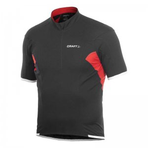 Craft Active Bike Classic Jersey Short Sleeved T Shirt Black...