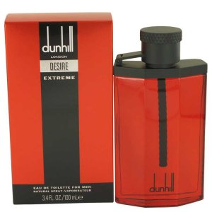 Alfred Dunhill Desire Red Extreme Eau De Toilette Spray 3.4 ...