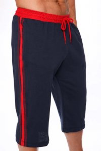 Pistol Pete Athlete Edge Jam 3/4 Shorts Navy JM380-260
