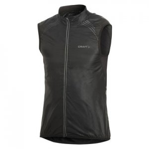 Craft Performance Bike Light Vest Jacket Black 194390
