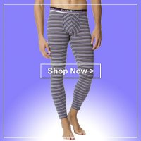 Men's Long Underwear Pants