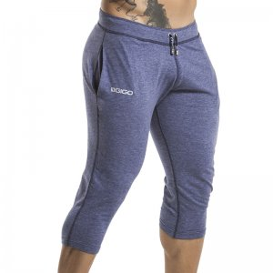 Gigo ATHLETIC BLUE Jogger Three Quarter Pants J19152