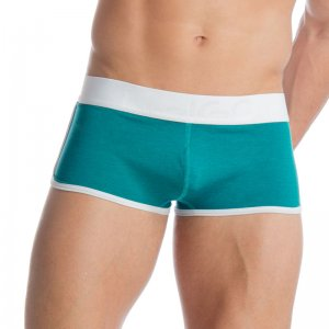 Gigo MAKIA GREEN Short Boxer Underwear G02110