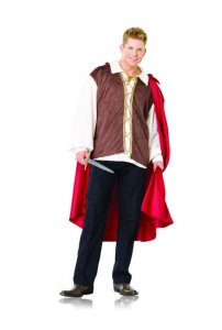Leg Avenue Costume Set Handsome Prince 83576