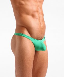 Cocksox Classic Thong Underwear Emerald Green CX05