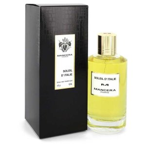 Mancera Soleil D'italie Eau De Parfum Spray (Unisex) 4 oz / 118.29 mL Men's Fragrances 547602