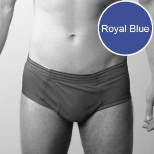 Players Nylon Tricot Brief Underwear Royal Blue