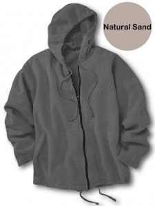 Chammyz Surf Bomber Sweater Natural Sand