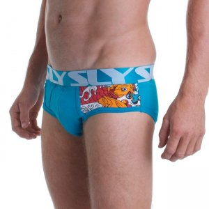 Sly Underwear Lotus Brief Underwear BULOTB