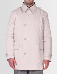Kear&Ku Quilted Mac Jacket