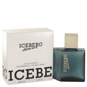 Iceberg Homme Eau De Toilette Spray 3.4 oz / 100.55 mL Men's...