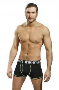 Got Wood Panda Eye Boxer Brief Underwear